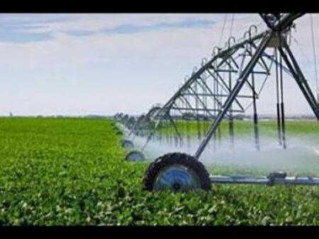 المعالجة المغناطيسية لمياه الري