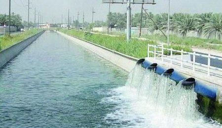 مياه الصرف الصحي المعالجة
